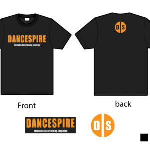 Dancespire T-shirt
