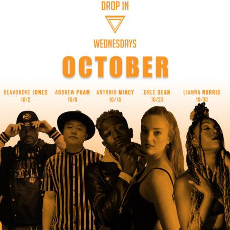 DIW October Graphic