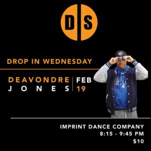 Drop In ft. Deavondre